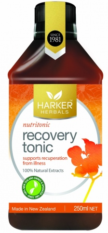 Malcolm Harker Recovery Tonic 250ml