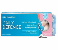 BLIS Daily Defence Strawberry 30s
