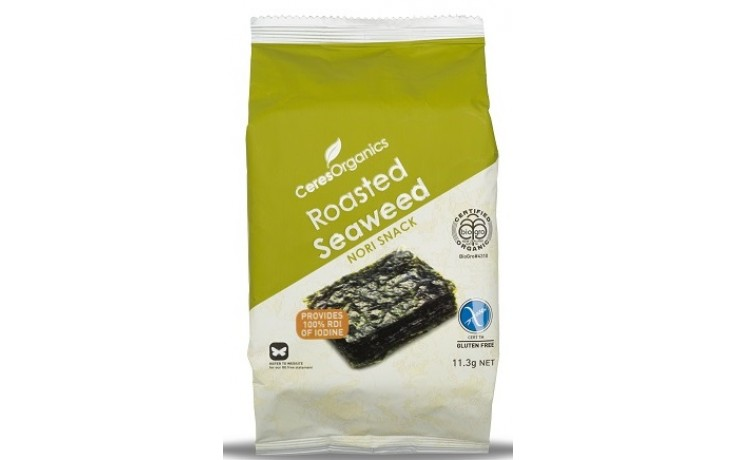 Ceres Roasted Seaweed Snack 5g