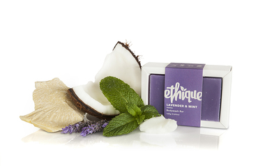 ETHIQUE BodyWash Bar Lavender &Mint 150g