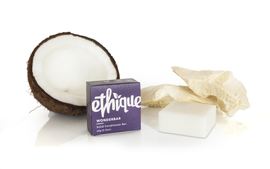ETHIQUE Conditioner Bar for Oily to Normal Hair Wonderbar 60g