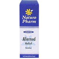 Naturo Pharm Allermed Relief Tablets 130