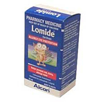 Lomide Eye Drops 0.1% 10ml