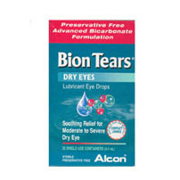 Alcon Bion Tears 28' - All Types of Lenses