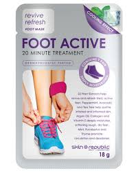 Skin Republic Foot Active 18g