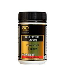 Go Healthy GO Lecithin 1200 120 cap