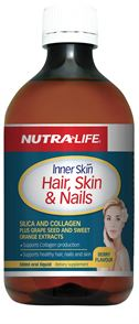 Nutra-Life Skin Hair Nails Liquid 500ml
