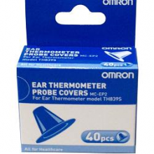 OMRON Probe Covers for TH839S 40pk