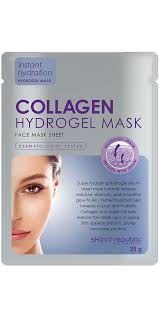 Skin Republic Aqua Collagen Hydrogel Mask 25g