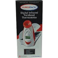 SurgiPack Thermometer Digital IR Forehead