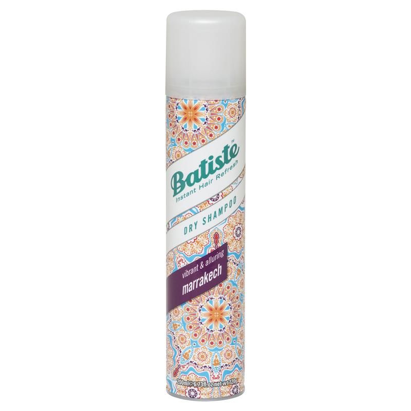 BATISTE Dry Shampoo Marrakech 200ml