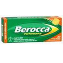Berocca Performance Orange Effervescent Tablets 30