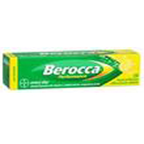 Berocca Performance Orange and Mango  Effervescent Tablets 15