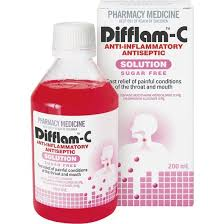 Difflam C Solution 200ml