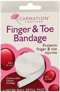 CARNATION Finger &Toe Tubular Band 4m