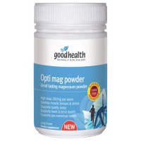 Good Health Opti Mag Powder 150g