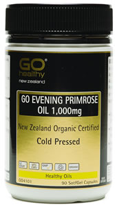 Go Healthy Go Evening Primrose Oil 1,00mg 90 capsules