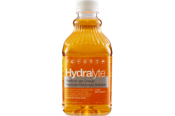 HYDRALYTE Ready to Drink Orange 1L