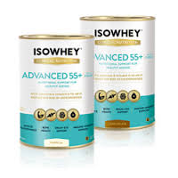 IsoWhey Clinical Advanced 55+ Chocolate 400g