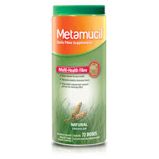METAMUCIL Natural Granular 48 Dose