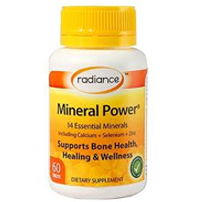Radiance Mineral Power Tablets 60s