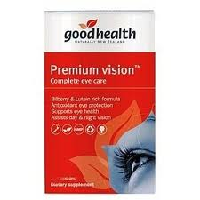Good Health Premium Vision Eyecare 30 Caps