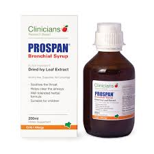 Clinicians Prospan Bronchial Syrup 200ml