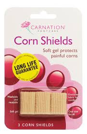 CARNATION Corn Shields Pk3
