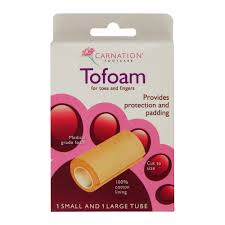 CARNATION Tofoam Large & Small 2pk