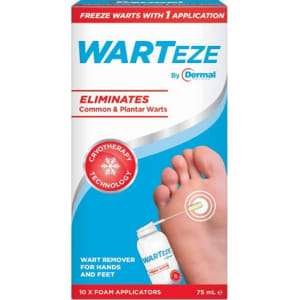DERMAL THERAPY Warteze 75ml