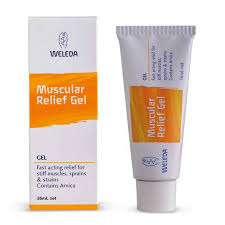 Weleda Muscular Relief Cream 36ml
