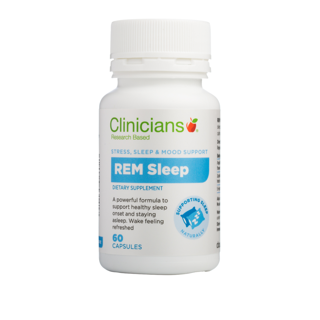 Clinicians REM Sleep Capsules 60