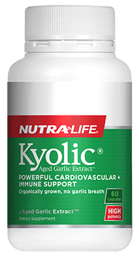 Nutra-Life Kyolic High Potency 30 caps