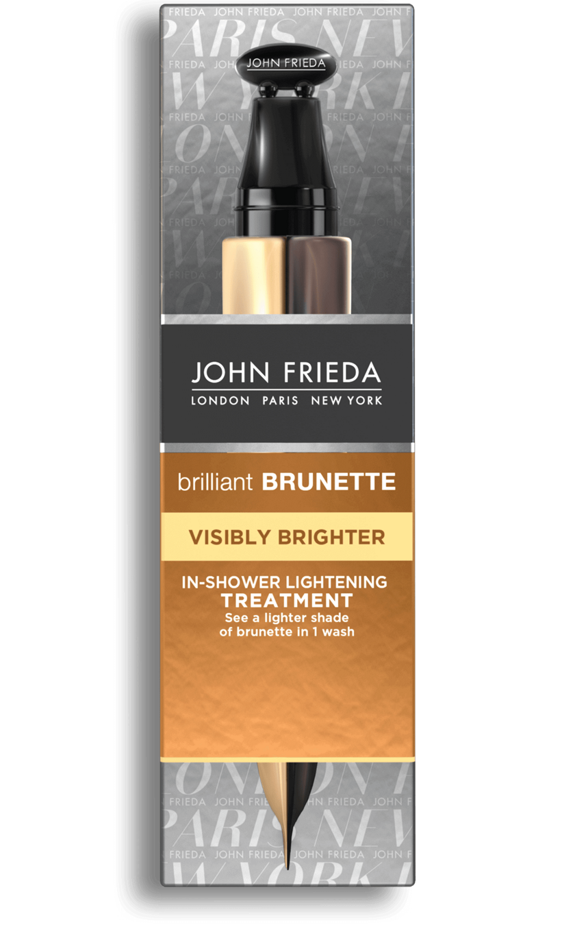 John Frieda Brilliant Brunette Visibly Brighter Treatment 34mL