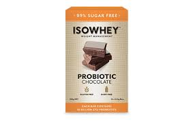 IsoWhey Probiotic Chocolate 12x12.5g