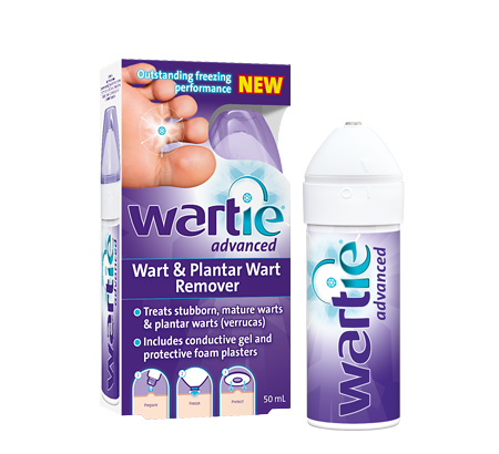 WARTIE Advanced Wart Remover 50ml