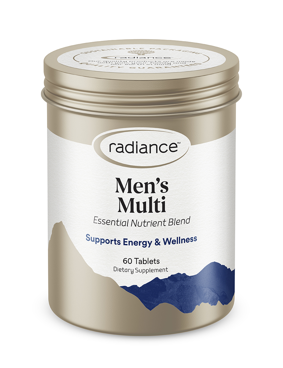 RADIANCE Multi For Men 60tabs