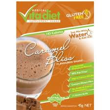 VITA DIET Caramel Shake Single 46g