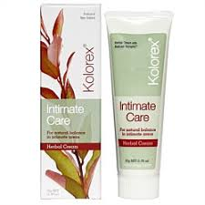 KOLOREX Intimate Care CreamTube 50g