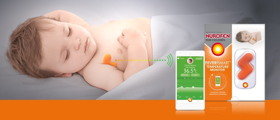 Nurofen Fever Smart Thermometer