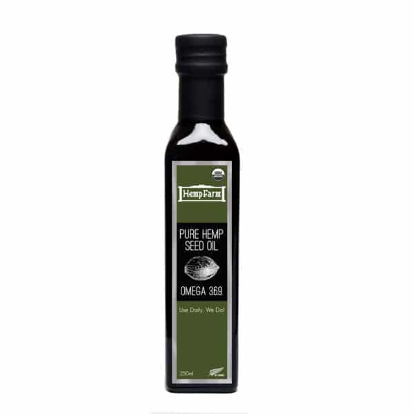 HempFarm Hemp Seed Oil 250ml