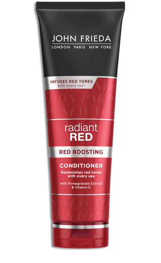 John Frieda Radiant Red Red Boosting Conditioner 250ml