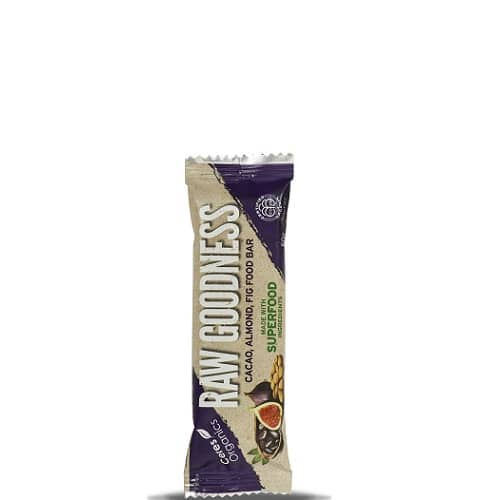 Ceres Raw Goodness Cacao Protein Bar 50g