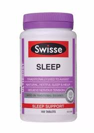 SWISSE Ultiboost Sleep 100 tabs