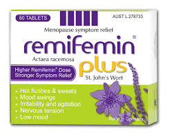 REMIFEMIN Plus St Johns Wort 60tabs
