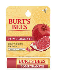 BURTS Bees Pomegranate Lip Balm Tube 4.25g