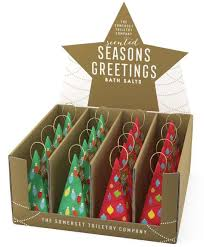 Season Greetings Bath Salts 150g