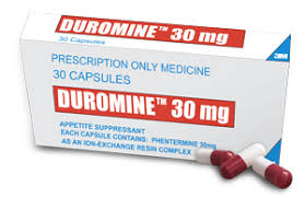DUROMINE 30mg  Capsules 30