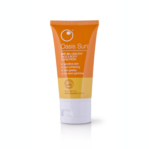 OASIS Sun SPF30 Travel Size 50ml
