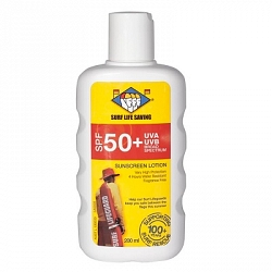 Surf Life Saving NZ SPF50 Sunscreen 200ml